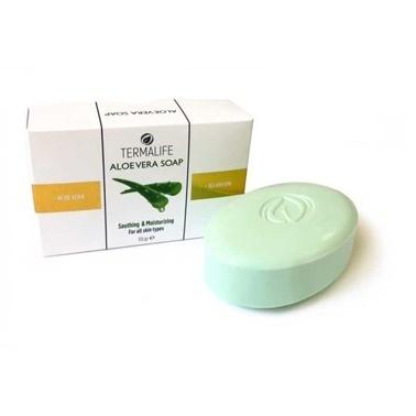 Termalife  Aloe Vera Soap 115g Renksiz